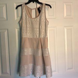 Tank top formal dress
